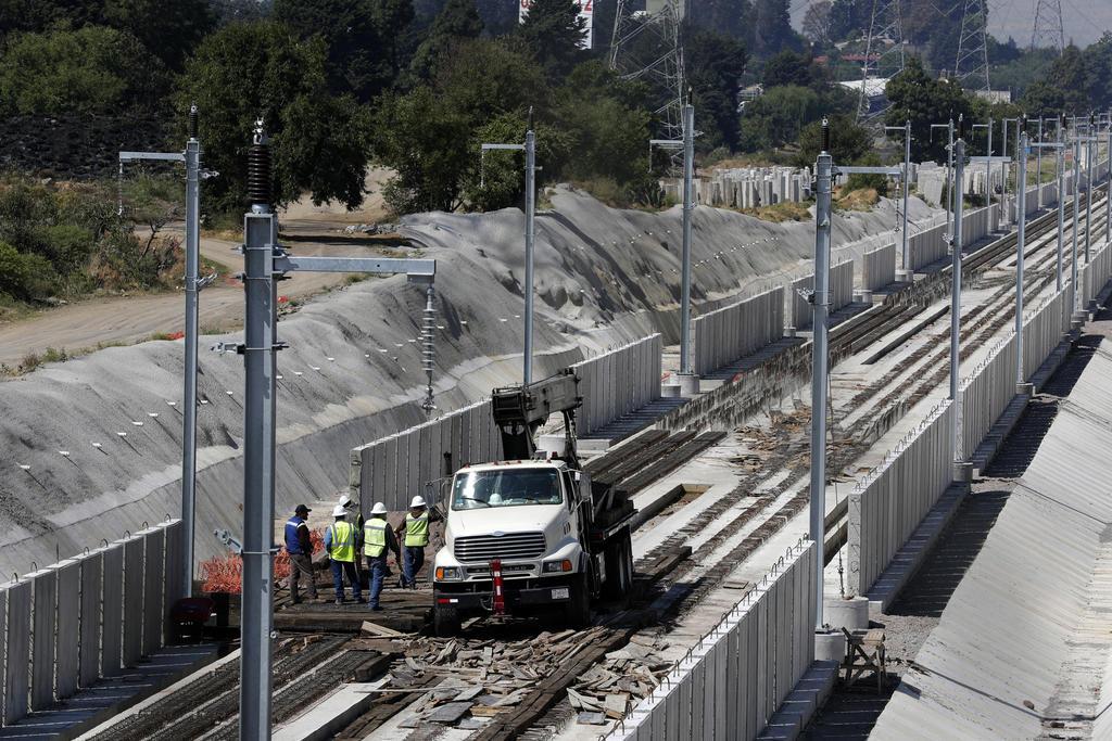 Operará tren México-Toluca hasta 2022, según SCT. Noticias en tiempo real