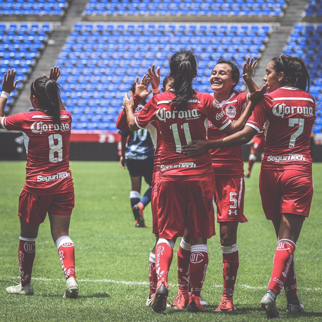 Inician ganando en el debut de la Liga MX Femenil