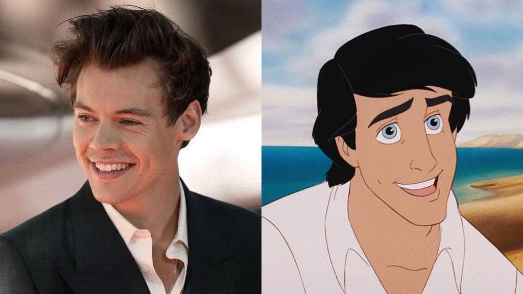 Harry Styles en pláticas para dar vida al príncipe Eric en La Sirenita. Noticias en tiempo real