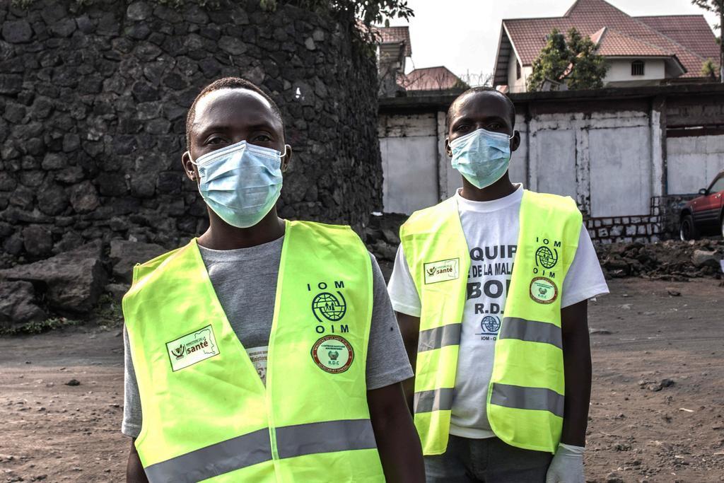 Declara OMS emergencia internacional por brote de ébola en el Congo. Noticias en tiempo real