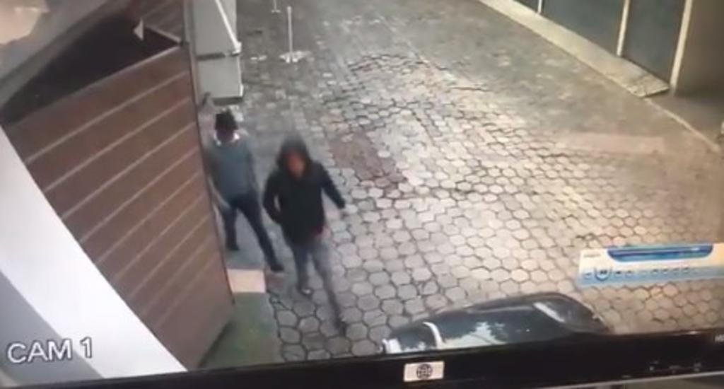 Juan Osorio publica video de los sujetos que le robaron y lo golpearon. Noticias en tiempo real