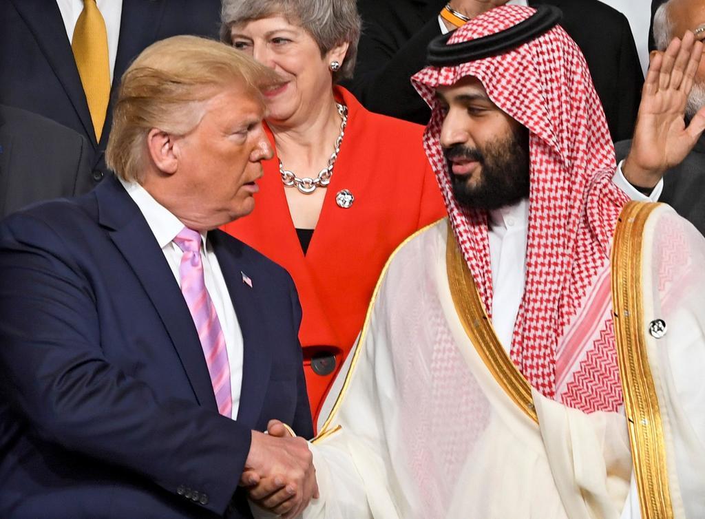 Aprueba Congreso bloquear el poder de Trump para vender armas a Arabia Saudí. Noticias en tiempo real