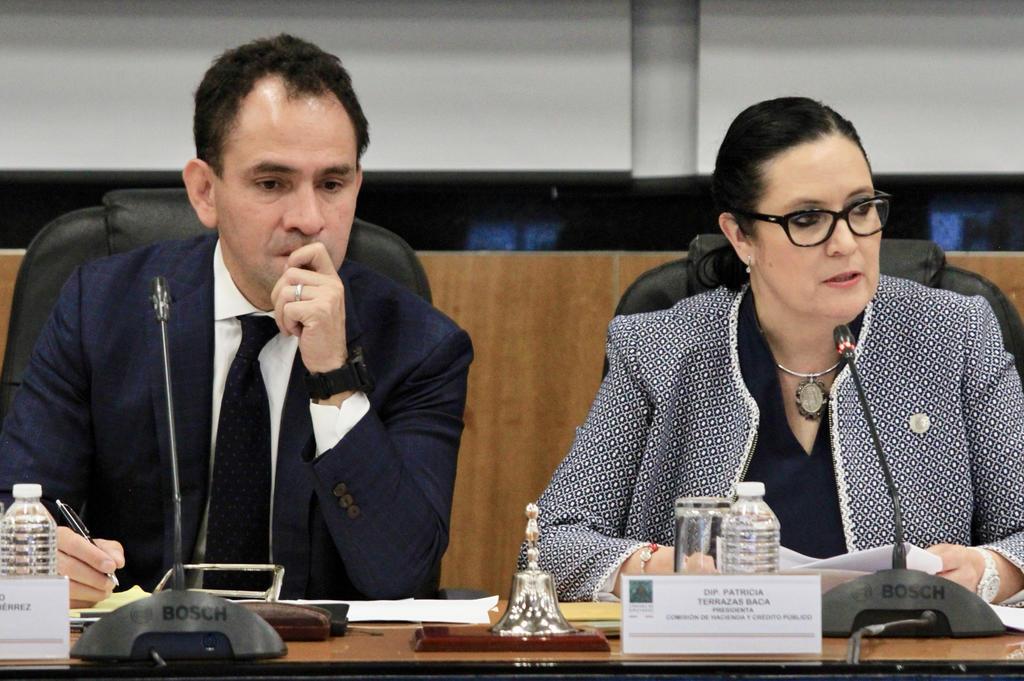 No hay condiciones, dice diputado sobre ratificar a Arturo Herrera. Noticias en tiempo real