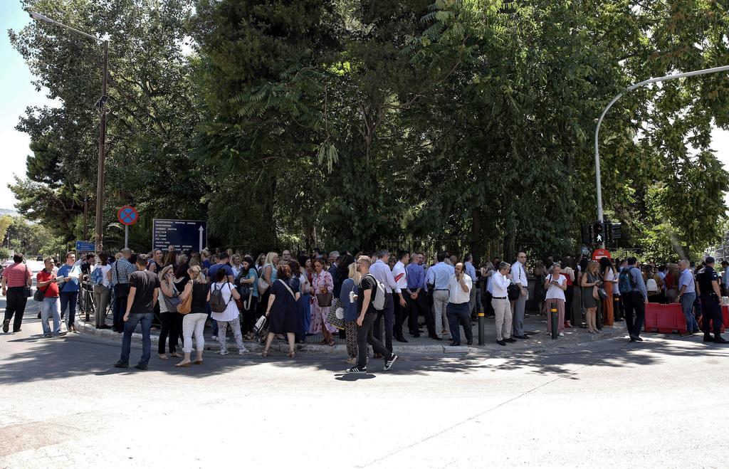 Resultado de imagen para terremoto en grecia