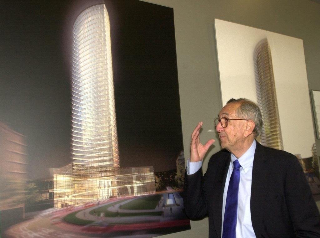Muere el arquitecto argentino César Pelli, diseñador de las Torres Petronas. Noticias en tiempo real