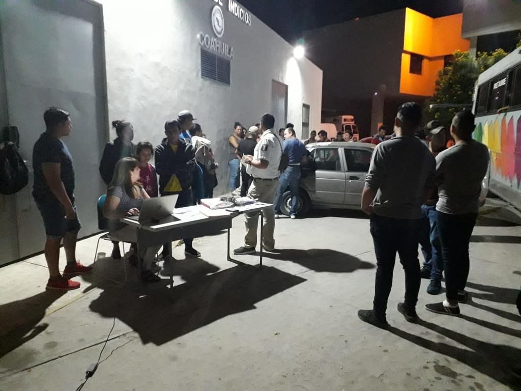 Aseguran a 97 inmigrantes en Francisco I. Madero. Noticias en tiempo real