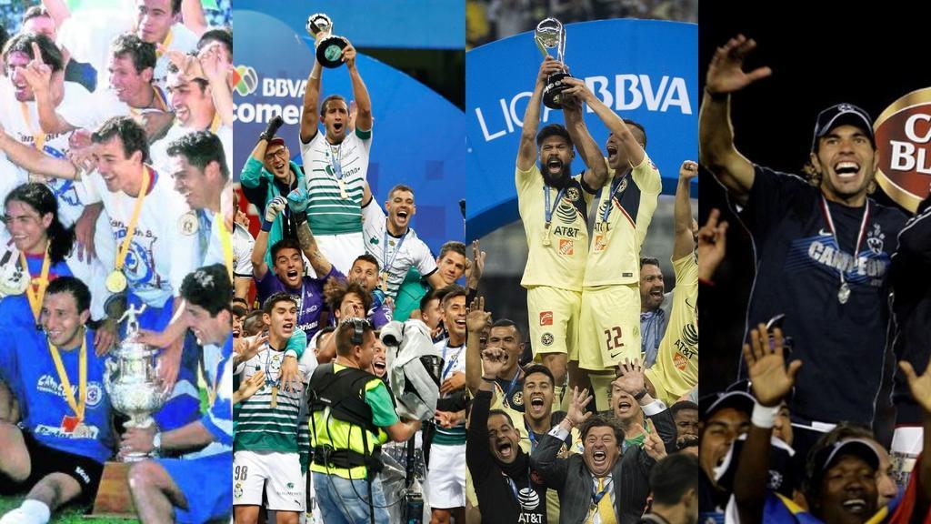 ¿Qué ocurría en México la última vez que tu equipo fue campeón?. Noticias en tiempo real