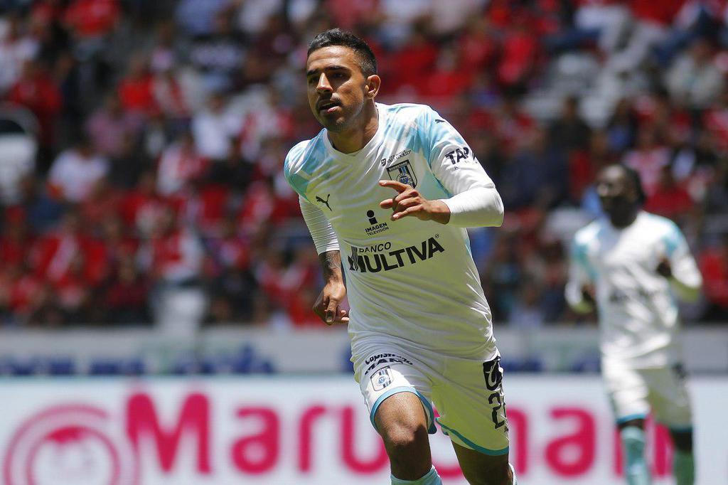 Triunfa Querétaro 2-0 frente a Toluca en torneo  Apertura 2019. Noticias en tiempo real