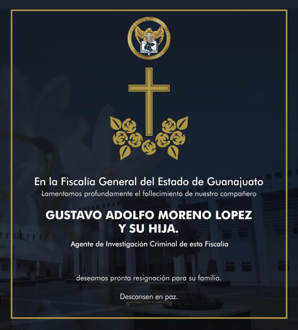 Matan a policía y a su bebé en Celaya, Guanajuato. Noticias en tiempo real