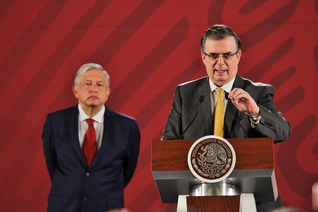 Ebrard pidió a Pompeo operativos contra tráfico de armas hacia México. Noticias en tiempo real