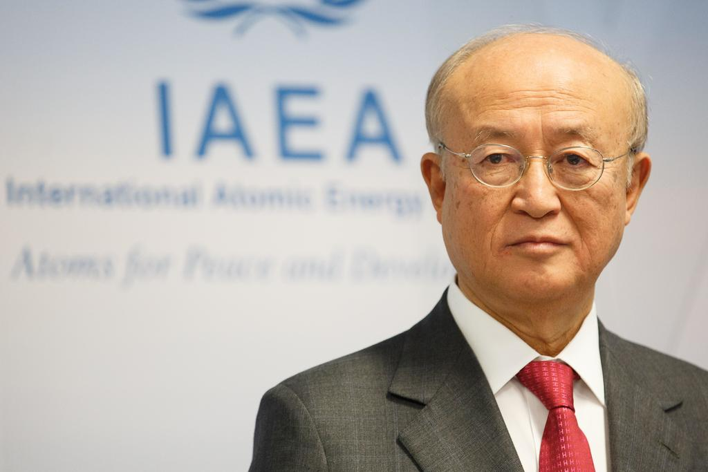 Muere Yukiya Amano, director general del OIEA. Noticias en tiempo real