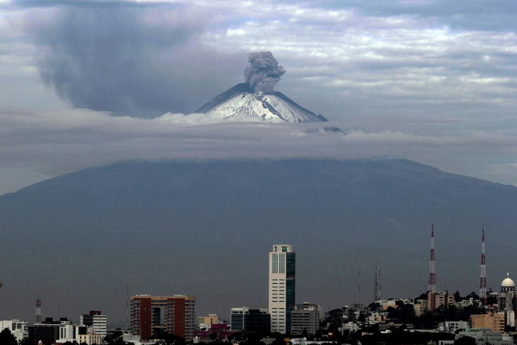 Así vigilan la actividad del Popocatépetl. Noticias en tiempo real