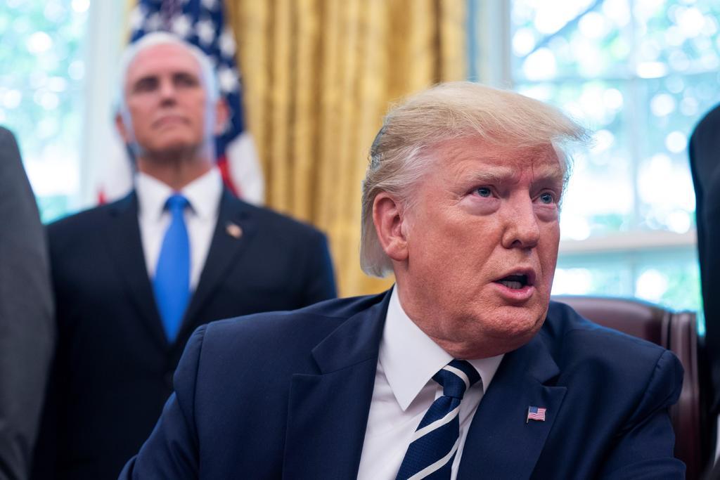 Podría ganar la guerra de Afganistán en una semana: Trump. Noticias en tiempo real