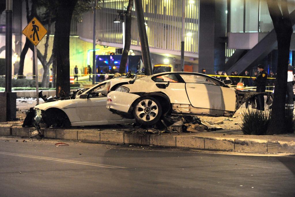 Chofer de BMW que chocó en Reforma pide libertad condicional. Noticias en tiempo real
