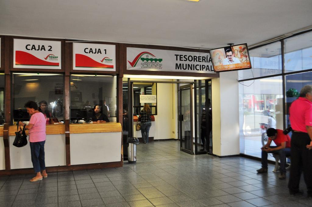 Presentan programa de descuentos en Gómez Palacio. Noticias en tiempo real