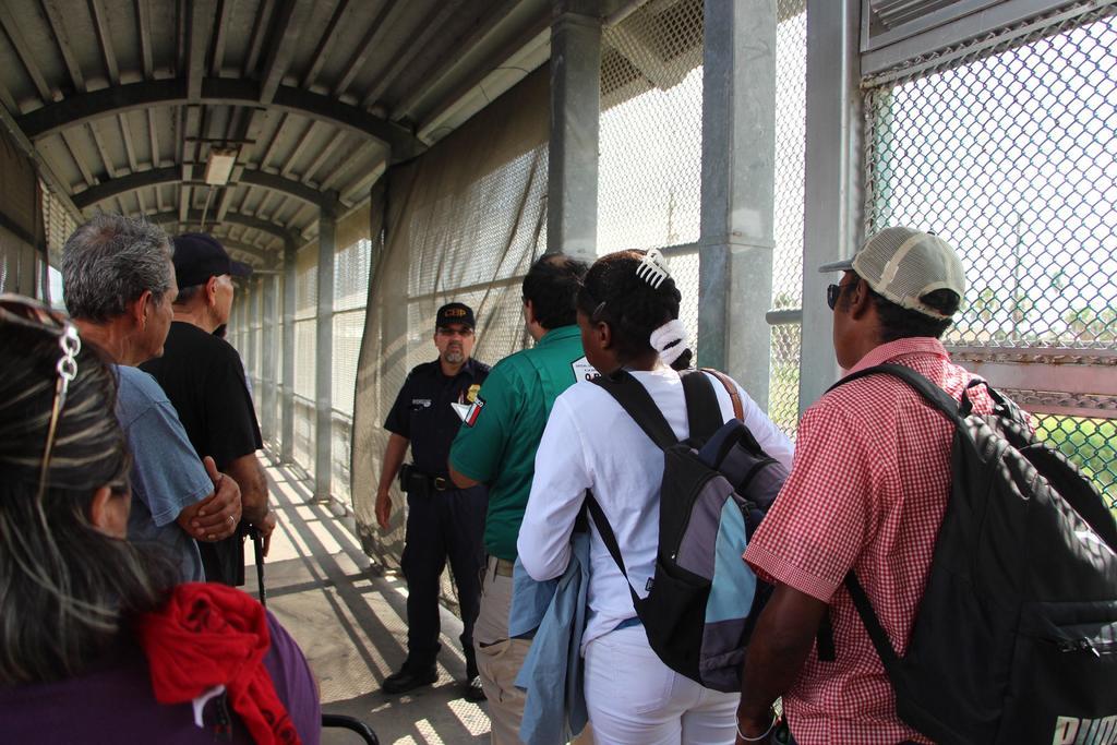 Confusión entre solicitantes de asilo por medida en EUA sobre 'tercer país'. Noticias en tiempo real