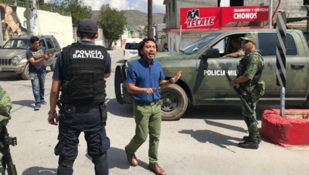 Activistas internacionales reprueban actos policiacos en Casa del Migrante. Noticias en tiempo real