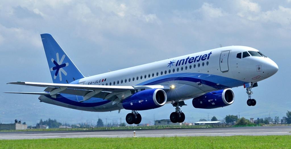 Reportan retrasos y cancelaciones en aerolínea Interjet. Noticias en tiempo real
