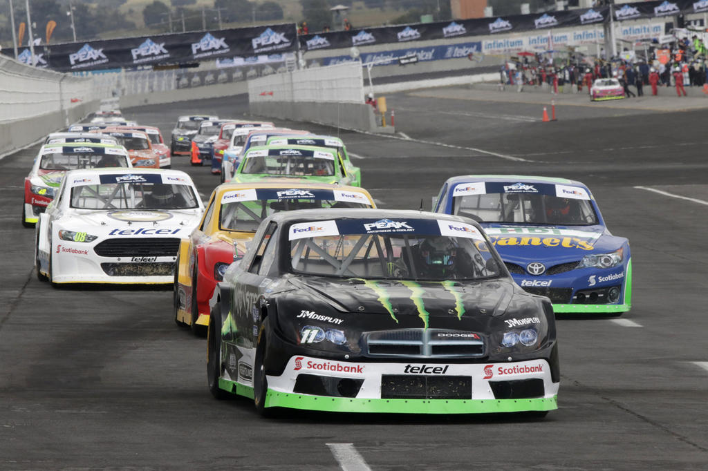 NASCAR México series 2019 correrán este domingo en Querétaro. Noticias en tiempo real