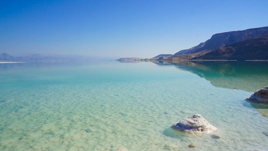 Diez datos curiosos sobre el Mar Muerto. Noticias en tiempo real