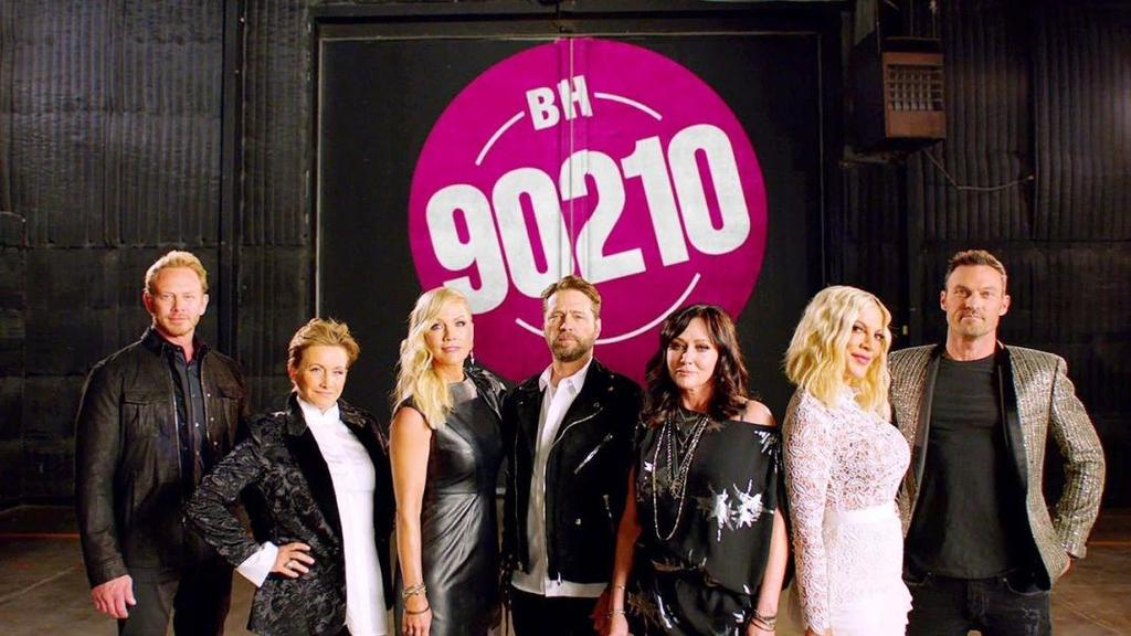 Regresa Beverly Hills, 90210, con elenco original