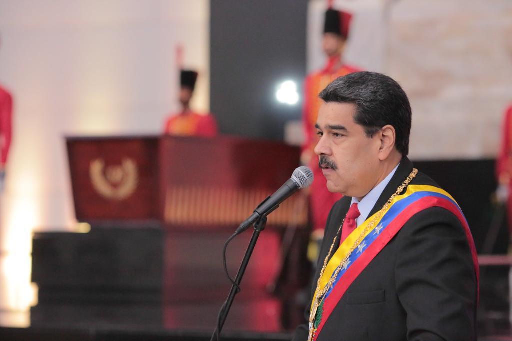Maduro pide a la ONU que exija fin al bloqueo a Venezuela. Noticias en tiempo real