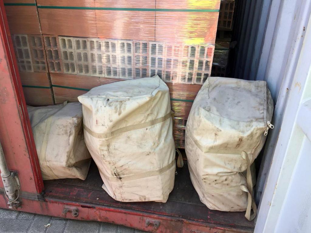 Halla Costa Rica 504 kilos de cocaína procedente de Colombia. Noticias en tiempo real