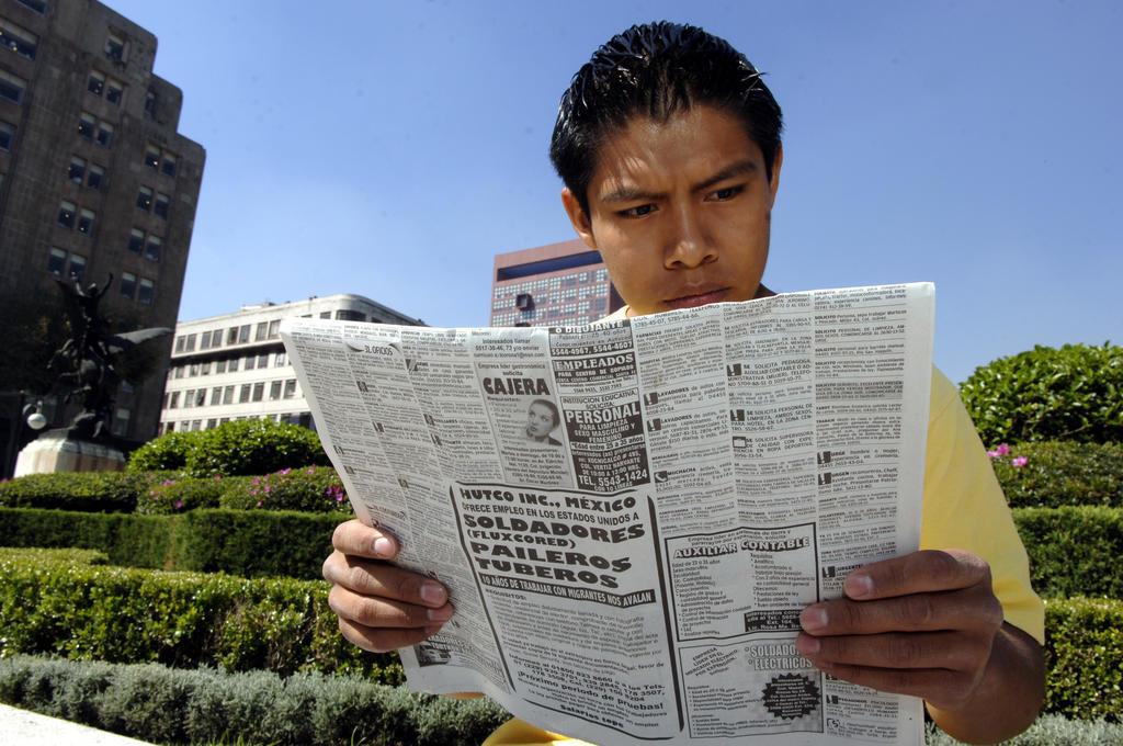 Jóvenes consideran desfavorables oportunidades laborales. Noticias en tiempo real
