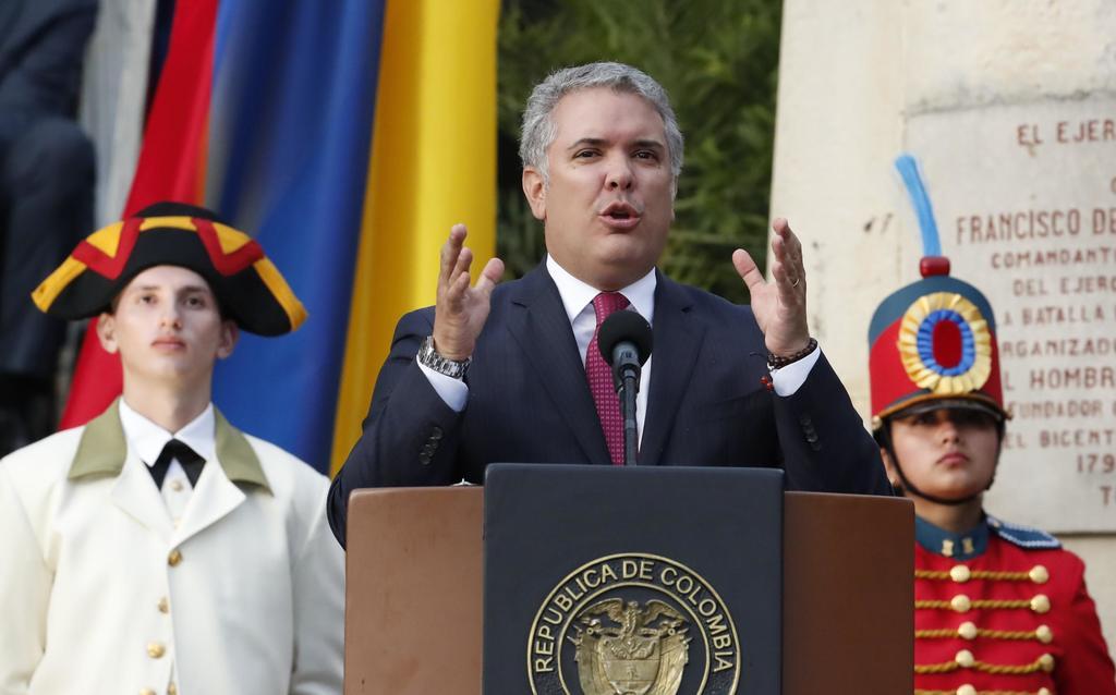 Duque denunciará ante ONU que Gobierno de Maduro protege a terroristas. Noticias en tiempo real