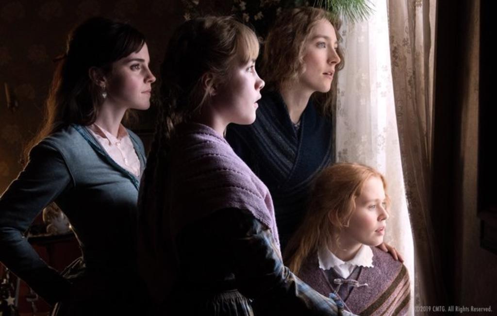 Revelan tráiler de la cinta Mujercitas con Meryl Streep y Emma Watson. Noticias en tiempo real