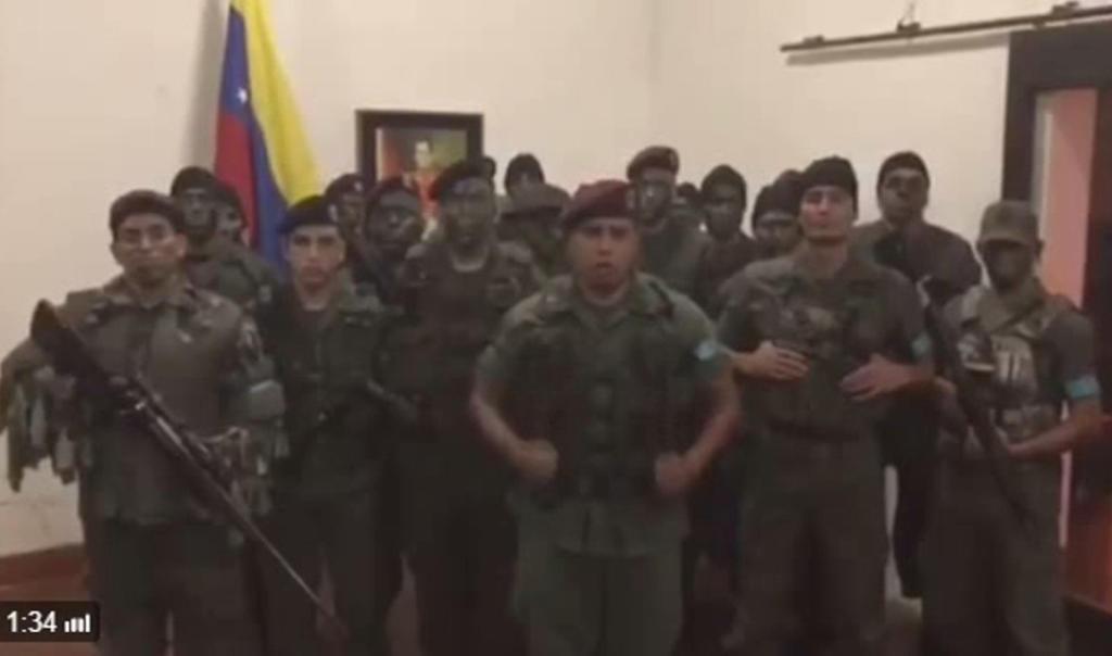 Militar venezolano cumple dos años encarcelado por oponerse a Maduro. Noticias en tiempo real