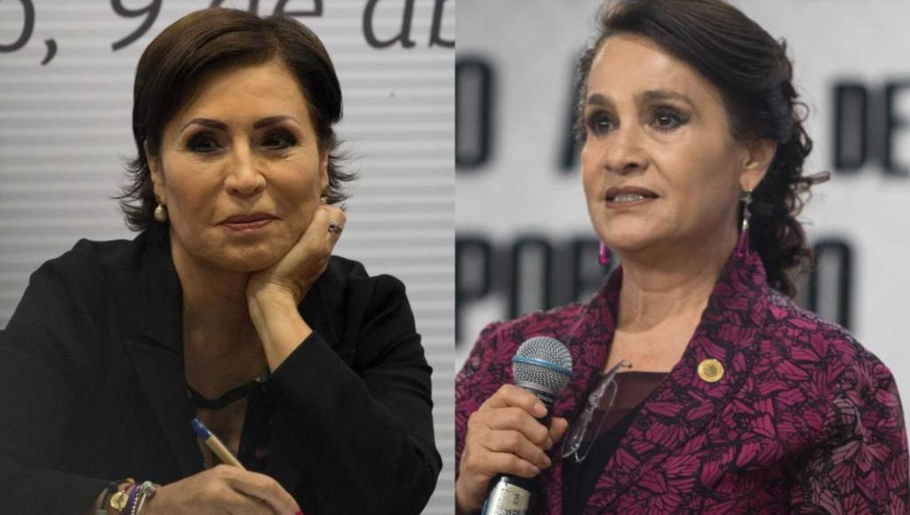¿Cuál es el pleito entre Rosario Robles y Dolores Padierna?. Noticias en tiempo real