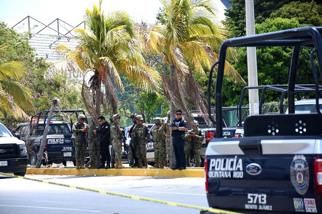 Suman 262 homicidios en Cancún en lo que va del año. Noticias en tiempo real