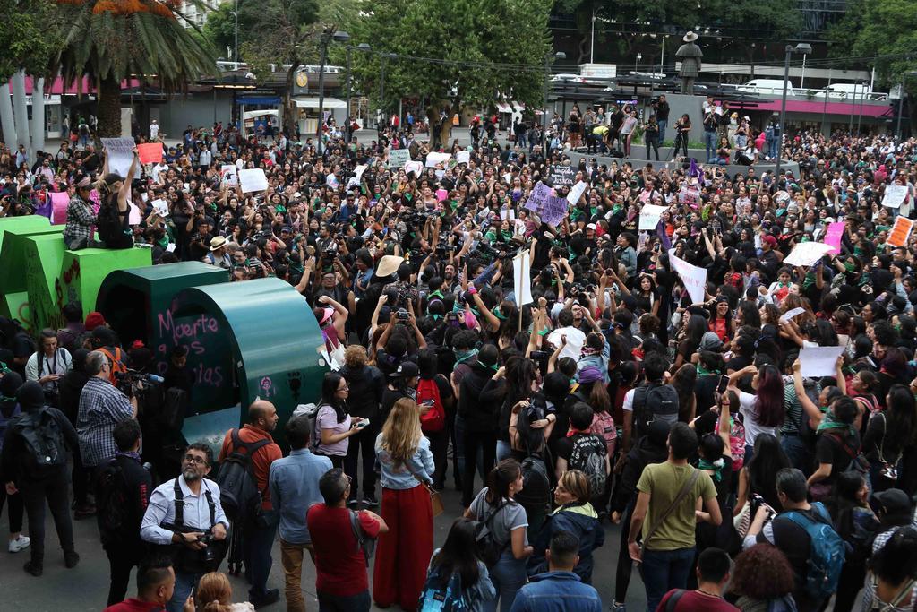 En temas de violencia de género, todos deberíamos ser feministas radicales: OEA. Noticias en tiempo real