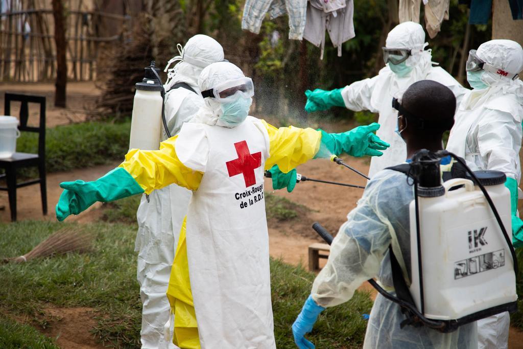 El Congo utilizará otra vacuna para combatir brote de ébola. Noticias en tiempo real