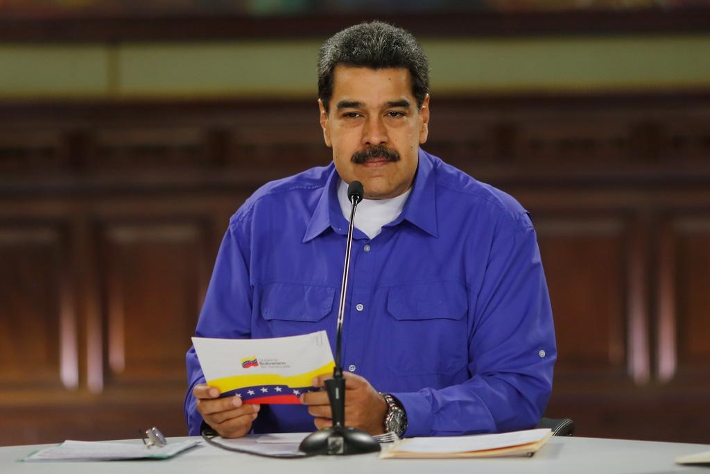 Maduro confirma contacto entre su gobierno y el de Estados Unidos. Noticias en tiempo real