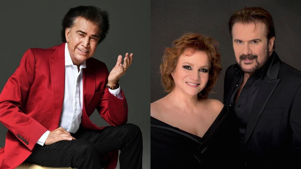 Pimpinela y El Puma, entre Premios Excelencia en los Latin Grammy. Noticias en tiempo real