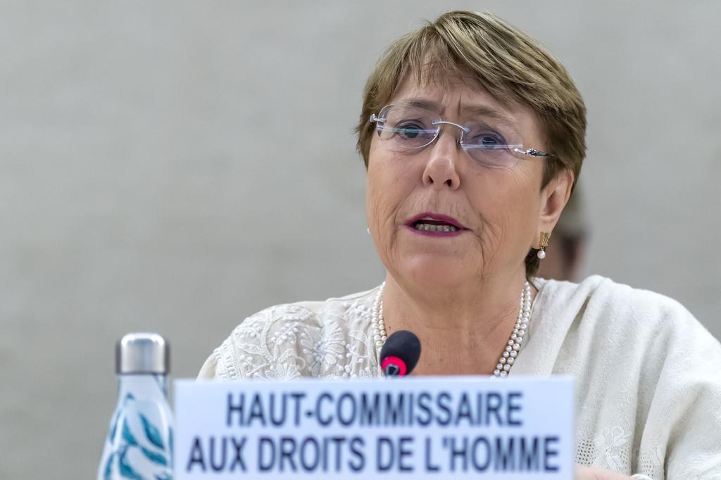 Solicitan a Bachelet que investigue derechos humanos en Venezuela. Noticias en tiempo real