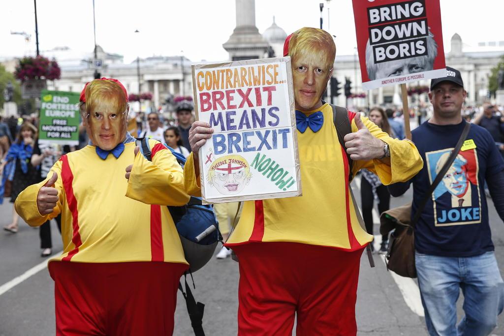 Reino Unido busca mejorar oportunidades comerciales en Chile por el brexit. Noticias en tiempo real