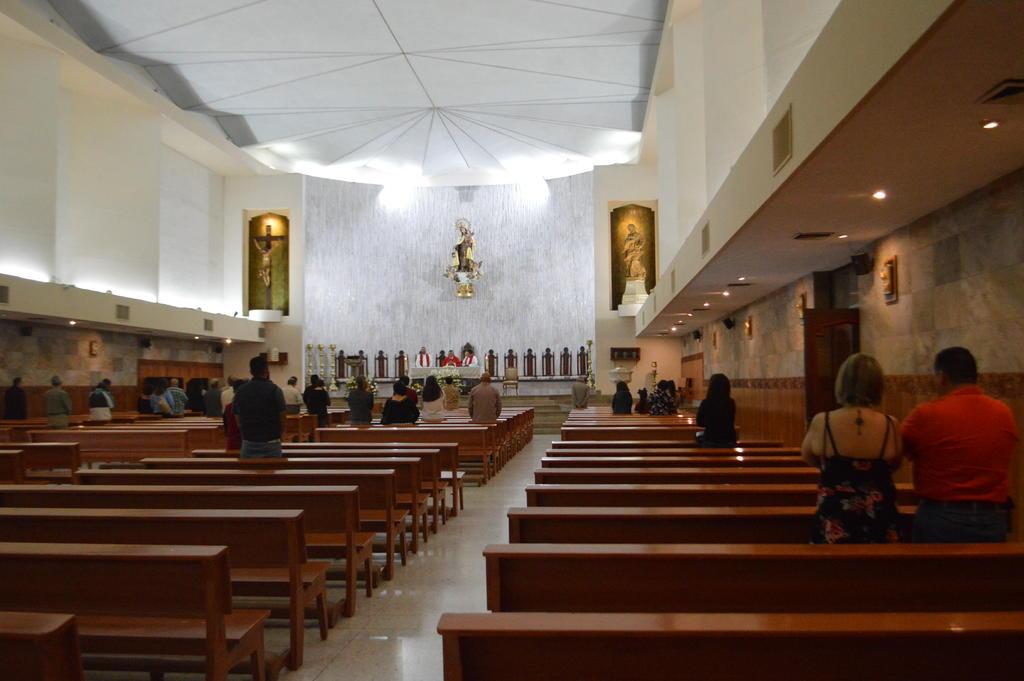 Anuncia Diócesis de Torreón cambios para recibir sacramentos. Noticias en tiempo real