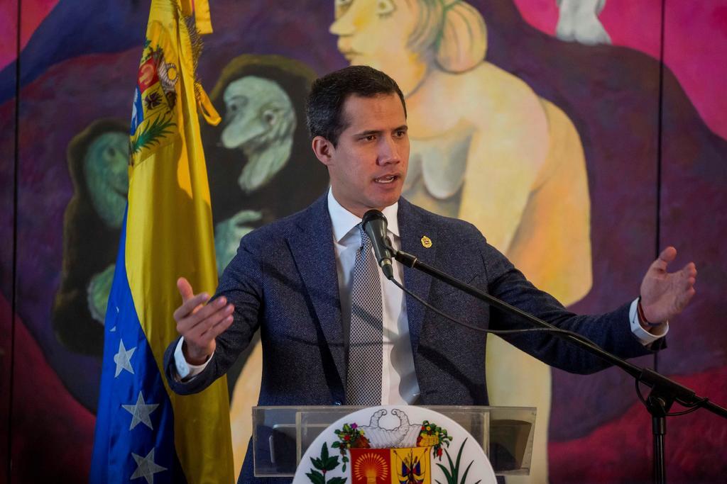 Promete Guaidó boicotear elección anticipada en Venezuela. Noticias en tiempo real