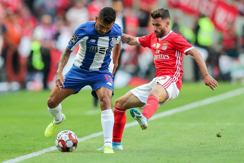 Porto Vence De Visita Al Benfica El Siglo De Torre U00f3n