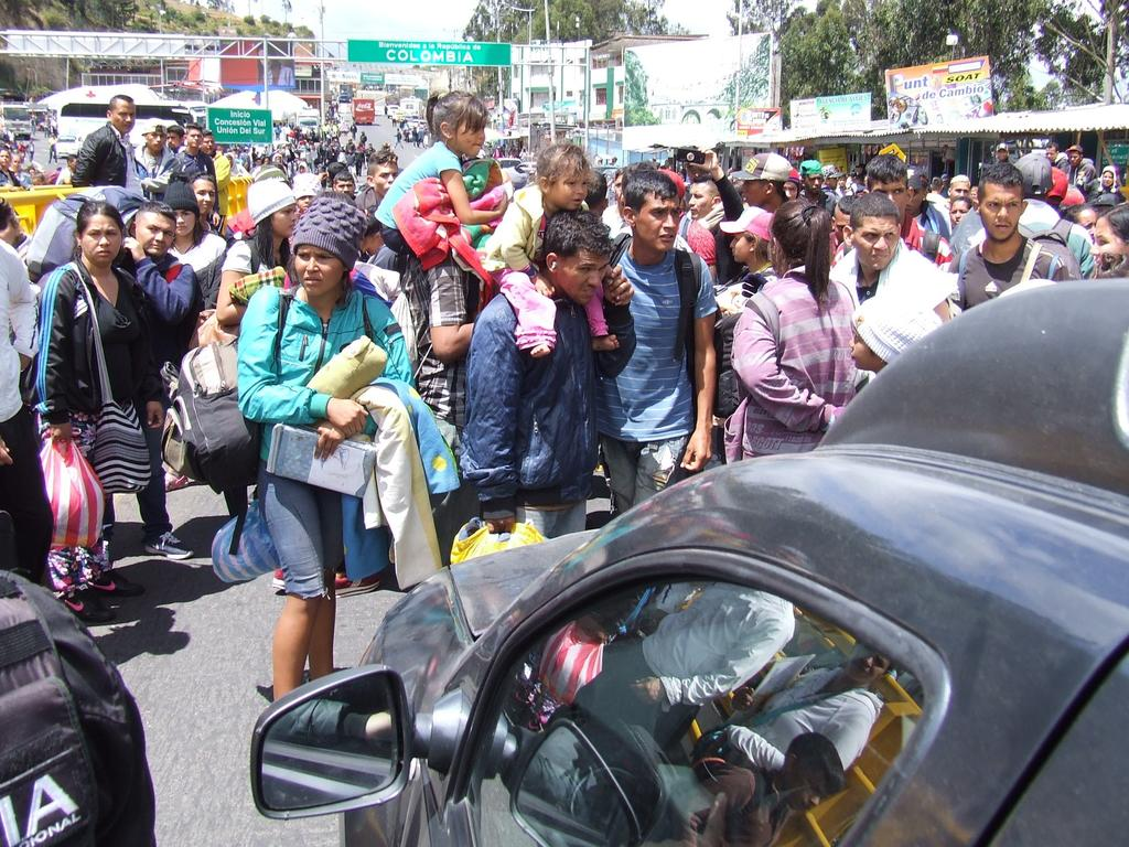 Siete países de Latinoamérica restringen el ingreso de venezolanos. Noticias en tiempo real