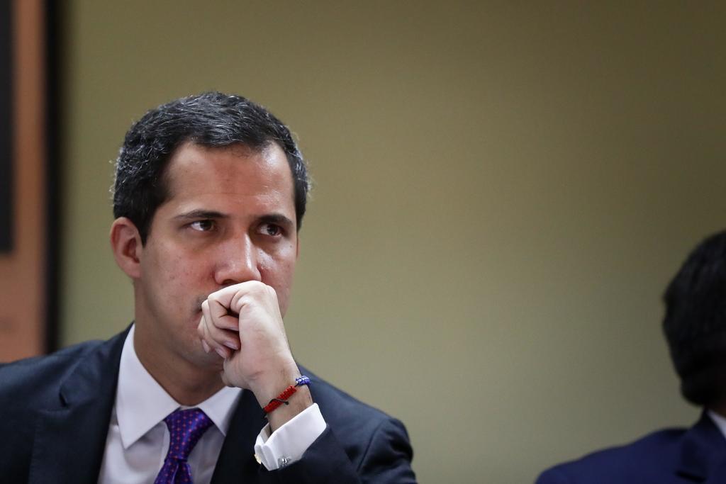 Afirma Guaidó que la reanudación del diálogo no tiene fecha. Noticias en tiempo real