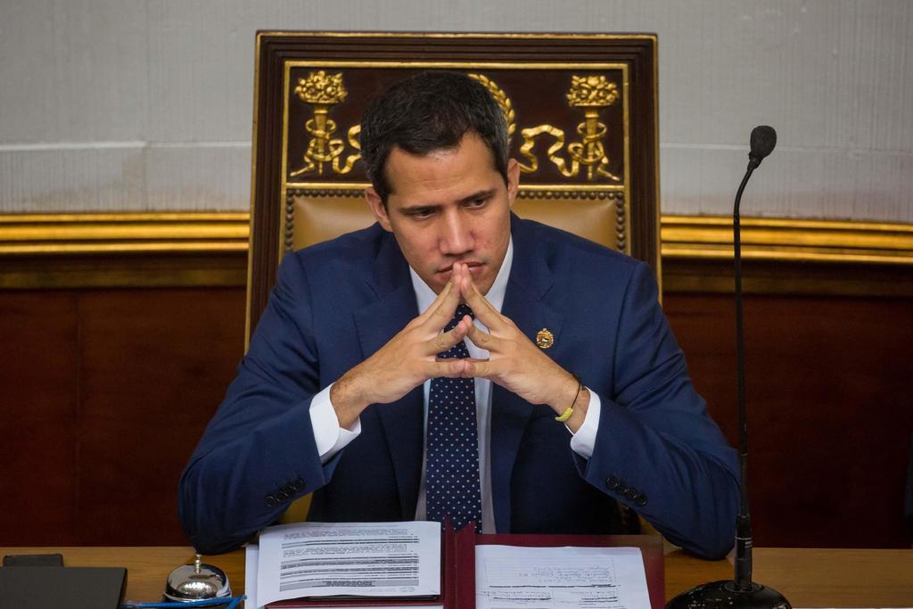 Anuncia Guaidó la creación de un centro de gobierno. Noticias en tiempo real