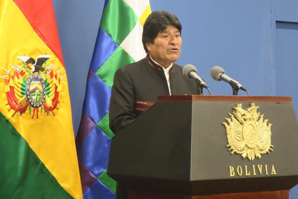 Afirma Evo Morales que grupos pagaron para hacer incendios en Bolivia. Noticias en tiempo real