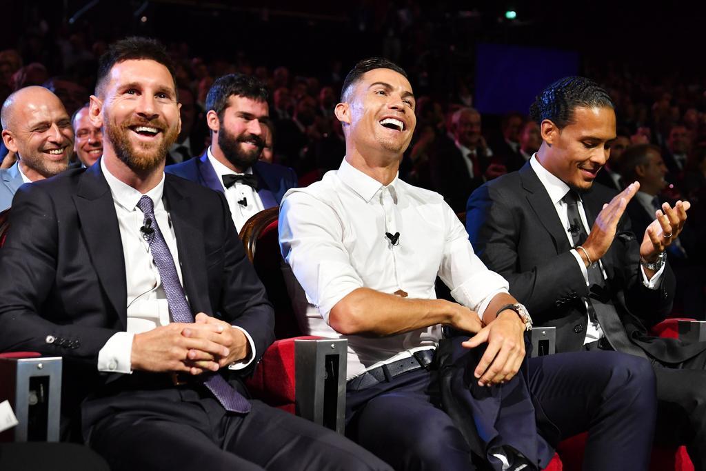 Messi, Cristiano y Van Dijk, en la terna al premio The Best. Noticias en tiempo real