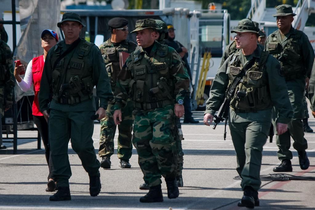 Activan doce países de América pacto militar ante amenaza en Venezuela. Noticias en tiempo real