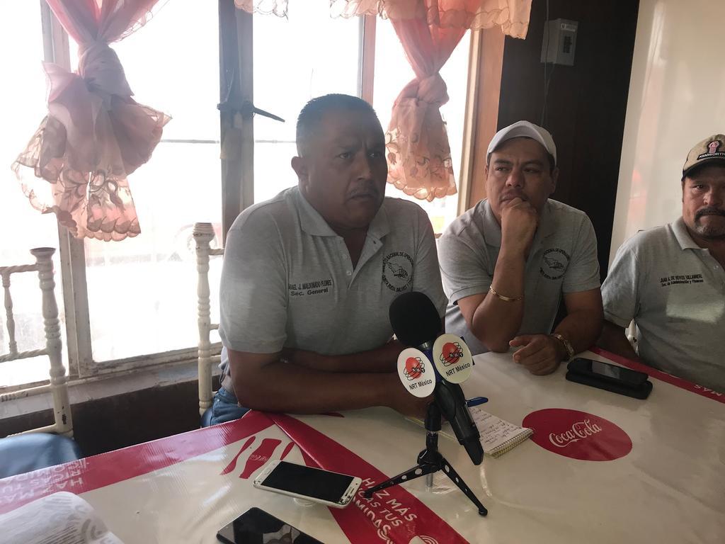 Se constituye legalmente Sindicato Nacional de Traileros en Castaños. Noticias en tiempo real