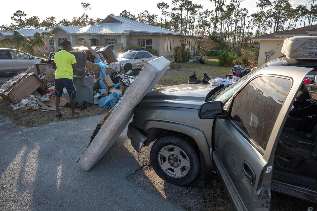 Estiman 2 mil 500 desaparecidos por el huracán Dorian en Bahamas. Noticias en tiempo real